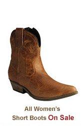 Shop Womens Short Boots
