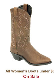 Shop Womens Boots Under 60