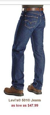 Shop Mens Levi 501 Jeans