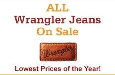 Shop Womens Wrangler Jeans on Sale