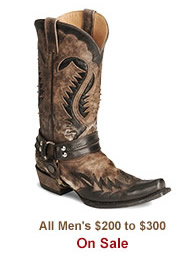 Shop Mens 200 to 300 Boots