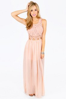 MISSA CROCHET MAXI DRESS 47