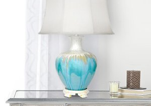 Integrity Lamps: Gorgeous Glaze