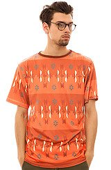 The Native Print Tee in Rust