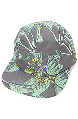 The Painted Palms Cap in Black