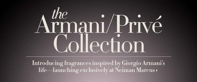 Armani/Privé Collection