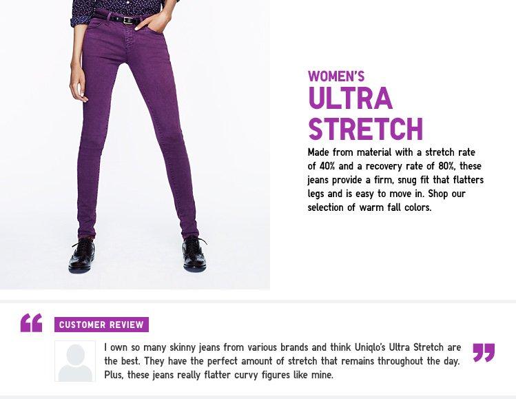 WOMEN ULTRA STRETCH