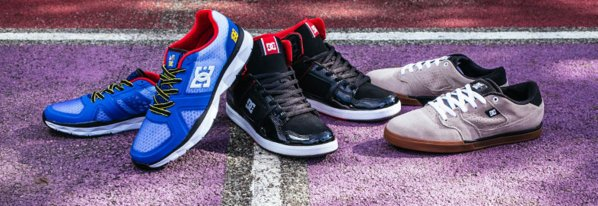 Shop DC Shoes: New Styles $55 & Under