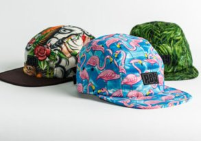 Shop New PBJ 5-Panel Hats: ALL $30