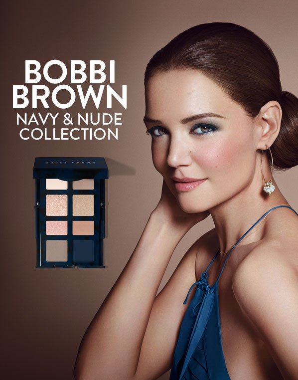 BOBBI BROWN - NAVY & NUDE COLLECTION