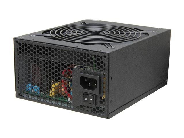 Rosewill CAPSTONE-750 750W Continuous @ 50°C, Intel Haswell Ready, 80 PLUS GOLD, ATX12V v2.31 & EPS12V v2.92, SLI/CrossFire Ready, Active PFC Power Supply