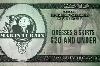 Dresses & Skirts $20 & Under