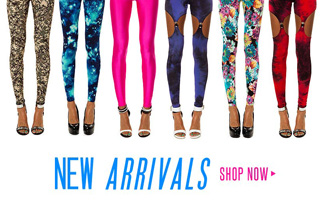 PLNDRWomen: New Arrivals