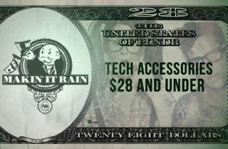 Tech Accessories $28 & Under