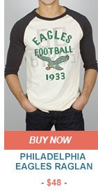 Philadelphia Eagles Raglan