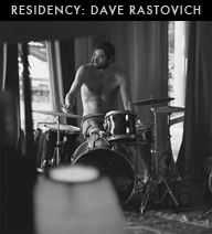 Residency: Dave Rastovich