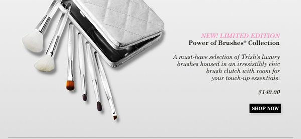Trish McEvoy Power of Brushes Collection