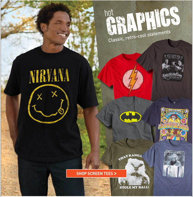 Shop All Graphic Tees