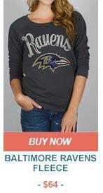 Baltimore Ravens Fleece