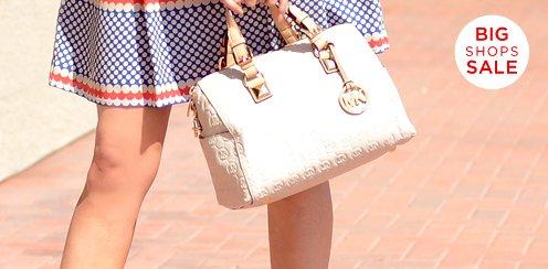 Summer Shops Clearance: Handbags Starting At $25
