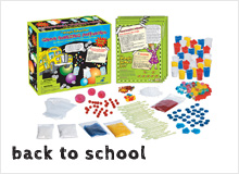 Discovery Kits Featuring The Young Scientists Club
