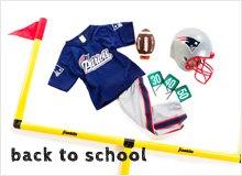 Franklin Sports Kids' Equipment & Jerseys
