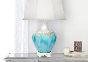 Integrity Lamps: Gorgeous Glaze