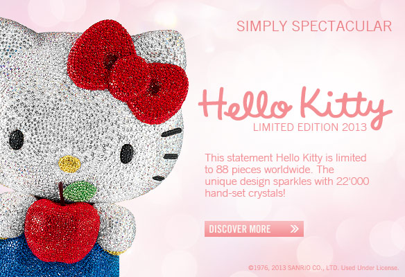 Hello Kitty Limited Edition 2013