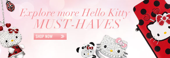 Discover more Hello Kitty must haves