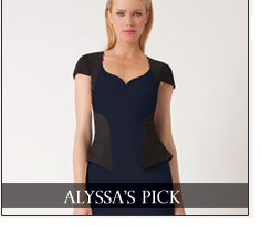 Alyssa's Pick