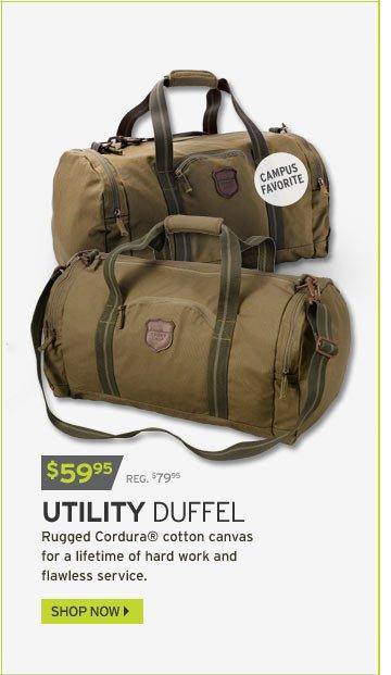 Utility Duffel Bag