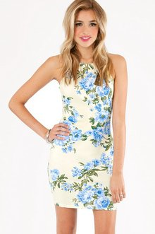 NO LEAVES ATTACHED TANK DRESS 32