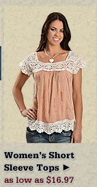 Shop All Womens Short Sleeve Tops