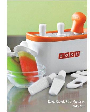 Zoku Quick Pop Maker - $49.95