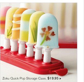 Zoku Quick Pop Storage Case, - $19.95