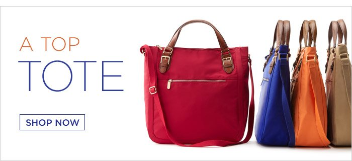 A TOP TOTE | SHOP NOW