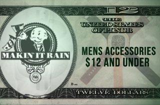 Men's Accessories $12 & Under