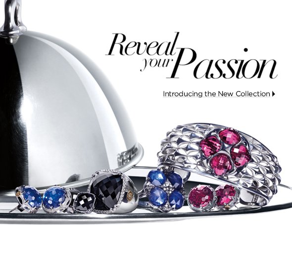 The NEW City Lights Collection By Tacori