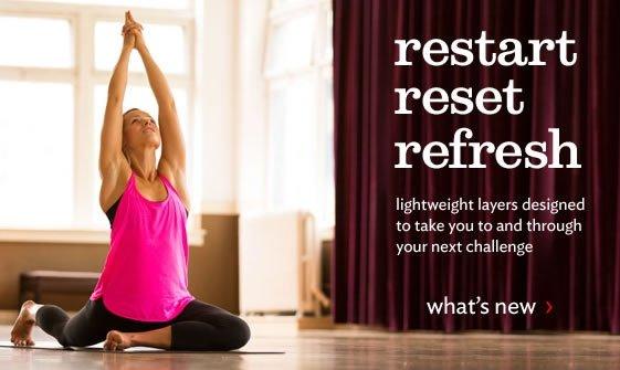 restart, reset, refresh