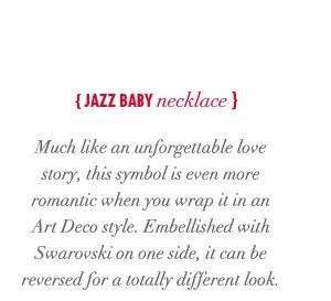 Jazz Baby Necklace