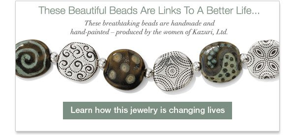 Learn how this jewelry is changing lives