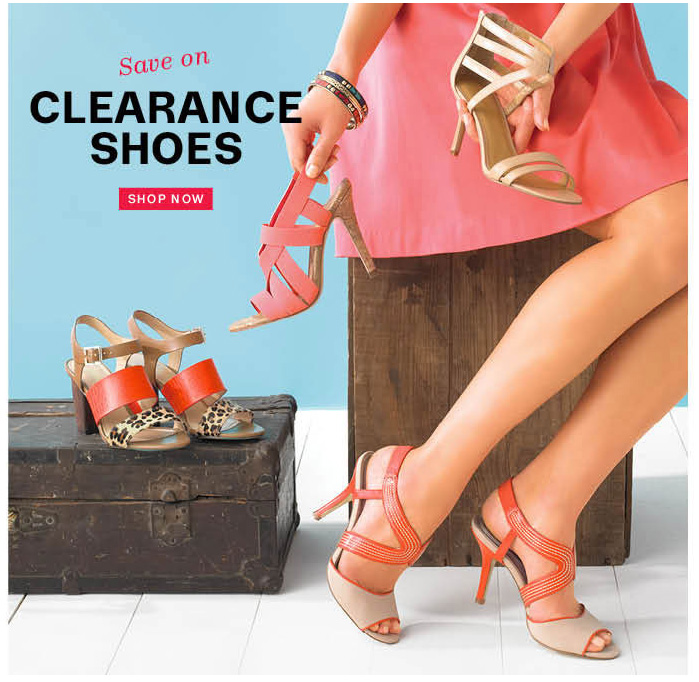 save on clearance shoes shop now