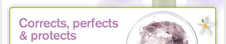 Correct perfects and protects