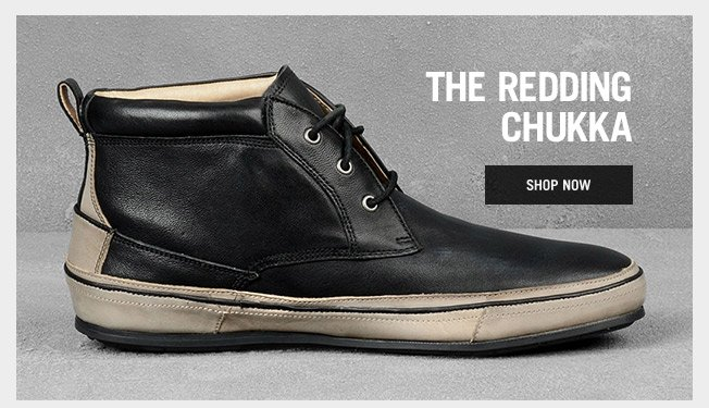 The Redding Chukka