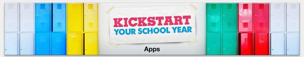Apps to Kickstart Your School Year