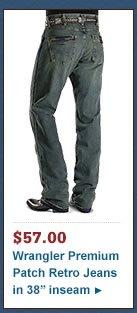 Wrangler Jeans - Retro Regular Fit