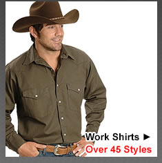 All Long Sleeve Work Shirts on Sale