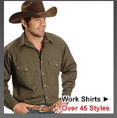 All Long Sleeve Work Shirts on Sale