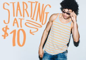 Shop Last Call for Tanks: Starting at $10