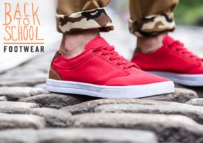 Shop Back-to-School Takeover: Footwear